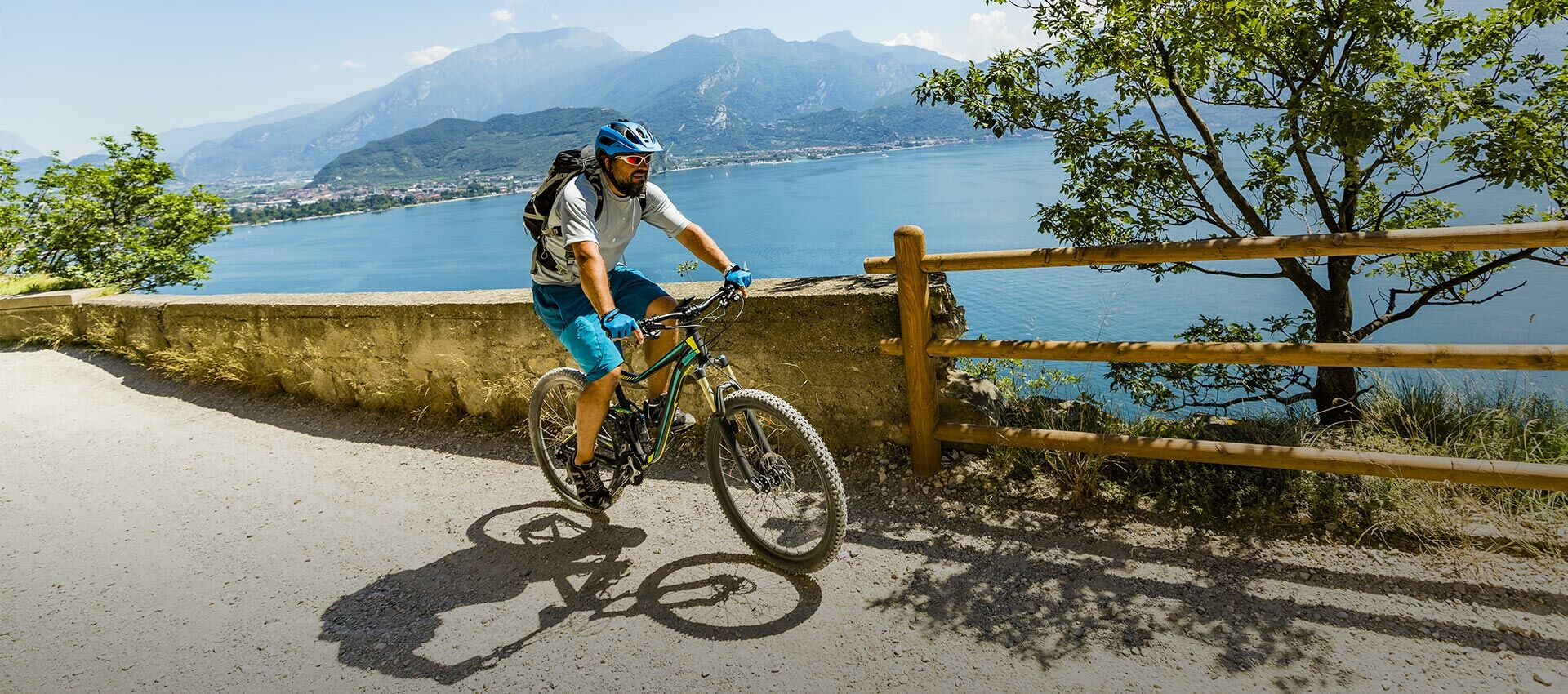 of sport on Lake Garda